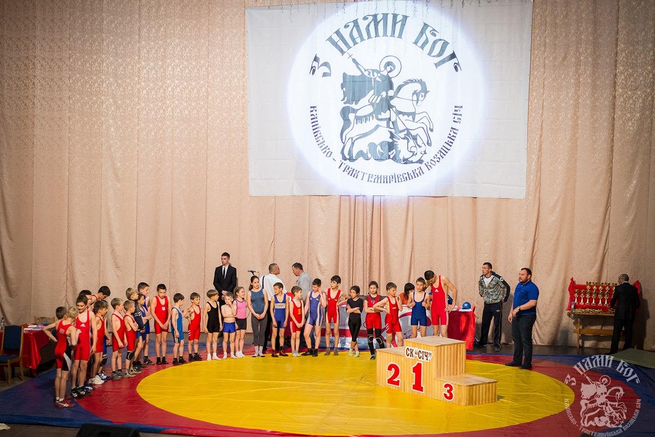 В козацькому тілі - козацький дух