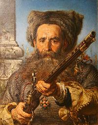 Остафій Дашкевич