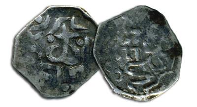 Монета Дмитра Корибута